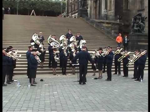 Chicago Staff Band in Dresden (2/3)