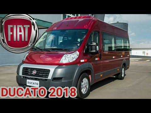 8e8b0dc0c Fiat Ducato 2018 - Chega cheia de novidades para o mercado Brasileiro (Top  Carros)