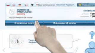 Информация о портале gosuslugi.ru