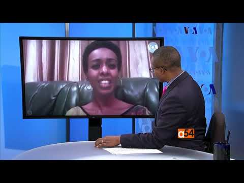 Interview with Diane Rwigara after her release from jail.