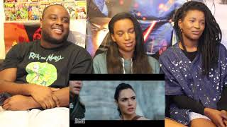 Honest Trailers - Wonder Woman REACTION + THOUGHT!!!