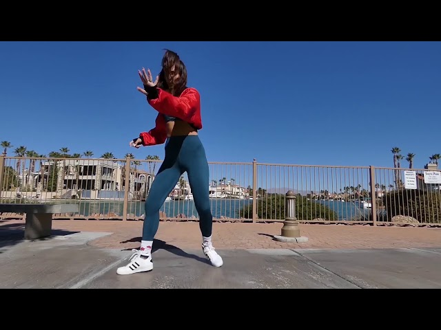 GENESIS - I Can't Dance (Remix) ♫ Shuffle Dance Video