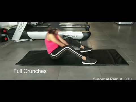 Full body workout /fat burning /stamina /weight loss workout