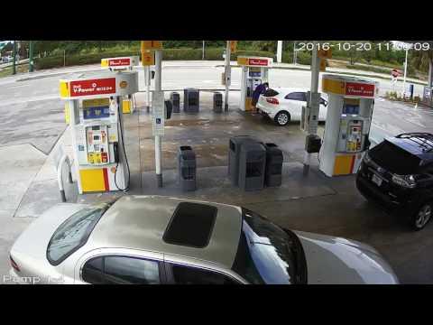 Shell Station Auto Robbery - 20 Oct 2016