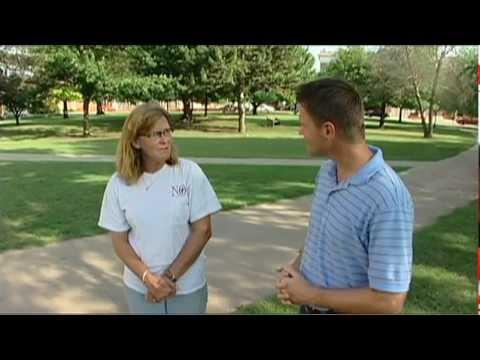 Northern Oklahoma College Garden Tour in Tonkawa, Oklahoma
