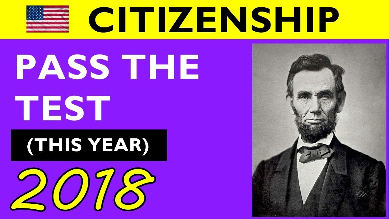 US CITIZENSHIP INTERVIEW PRACTICE 2018 - 2019 (OFFICIAL)