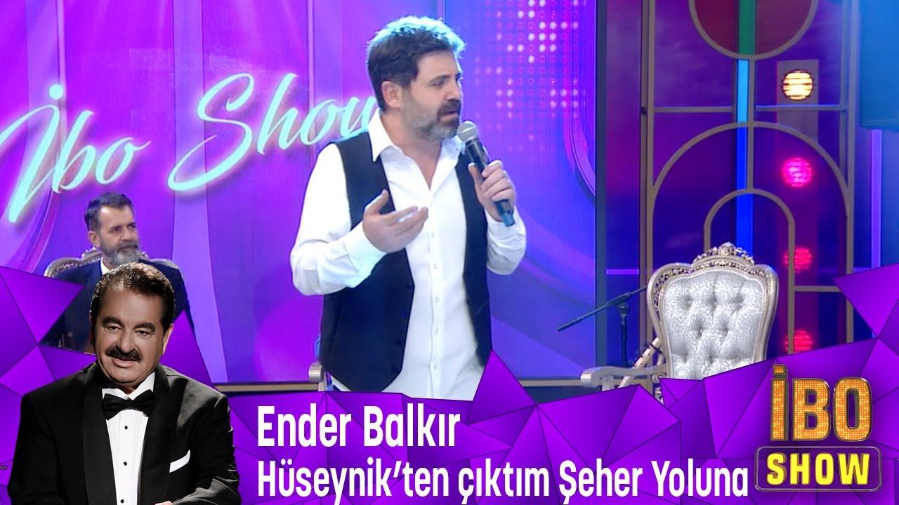 Ender Balkır'ın yorumuyla Hüseynik'ten çıktım Şeher yoluna türküsü