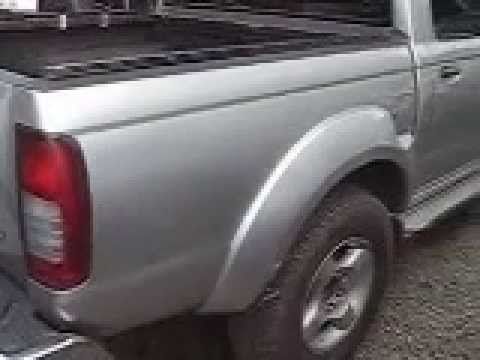 Nissan D22 Frontier 3 0 4x4 Doble Cabina Dx 2004 Youtube