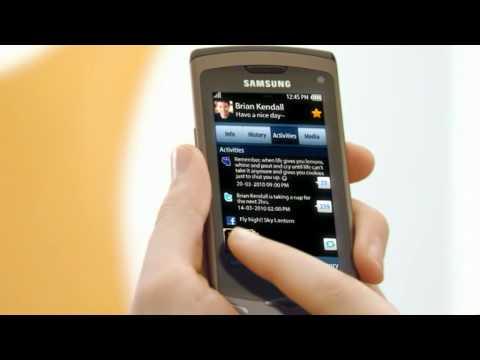 Samsung Wave S8500 Wave סמסונג