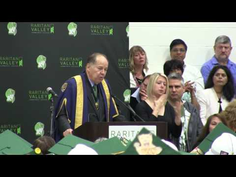 The Honorable Thomas H. Kean, RVCC Commencement Speaker