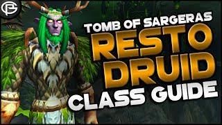 7.2.5 Basic Guides // Druid - Restoration