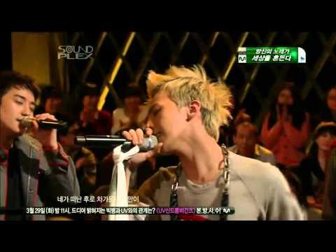 Big Bang   Cafe 110402 Mnet Sound Plex