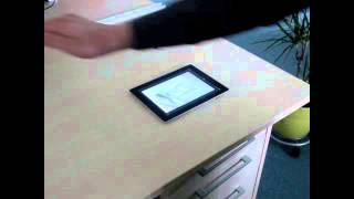 Touchless tablet interaction with gestures Thumbnail