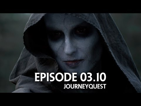 "JourneyQuest S03E10 – ""Gods & Heroes"""