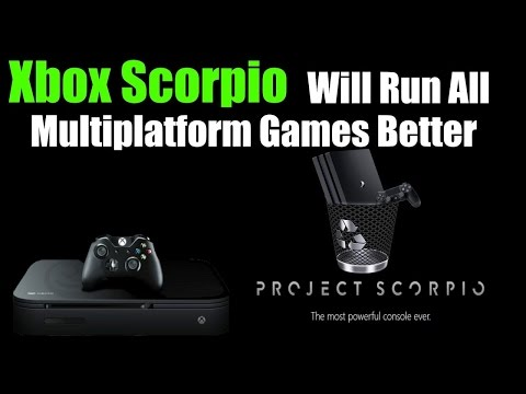 Xbox Scorpio will sell regardless if it has exclusives or not