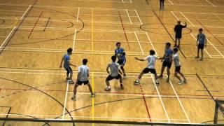 拔萃vs青松(2016.1.31.學界男子手球精英賽八強)精華