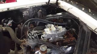 1964 CYCLONE ENGINE