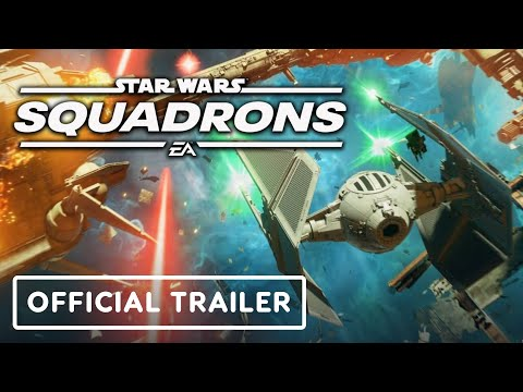 Star Wars Squadrons – Official Single Player Trailer | gamescom 2020