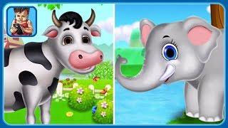 Мультик игра про животных для детей * Развивающие игровые мультфильмы для самых маленьких