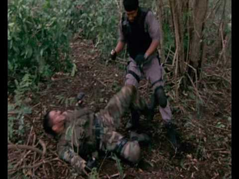 Navy SEALs Hand to Hand Combat (Behind Enemy Lines: Colombia)