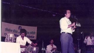 KASME WAADE PYAR WAFA SAB sung by V.S.Gopalakrishnan