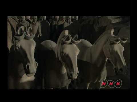 Mausolée du premier empereur Qin (UNESCO/NHK)