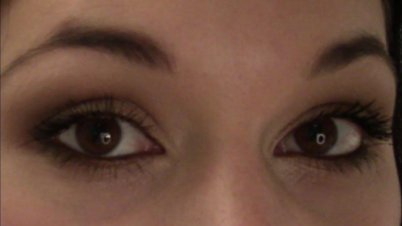 Extrêmement Smokey eye léger et sexy | Tutoriel maquillage yeux Nude'Tude  ES25