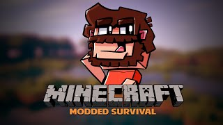 Minecraft: Modded Survival | THE WATCHER CHRONICLES
