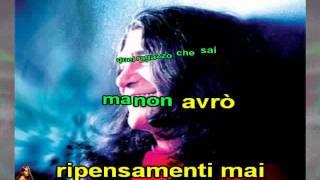 VADO VIA - DRUPI - BASE MUSICALE KARAOKE CON TESTO E CORI