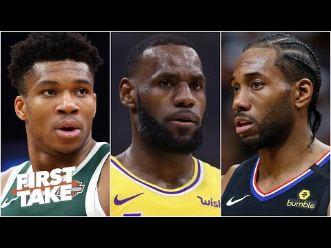 LeBron, Kawhi or Giannis: Who needs an NBA title the most? | First Take