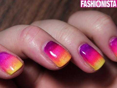 Nikkie Tutorials - Ombre nails thumbnail