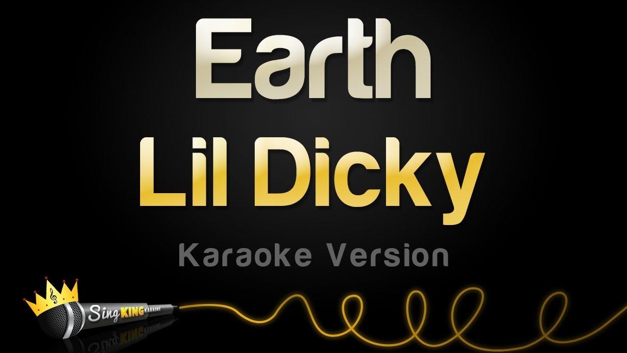 Download Lil Dicky - Earth (Karaoke Version)