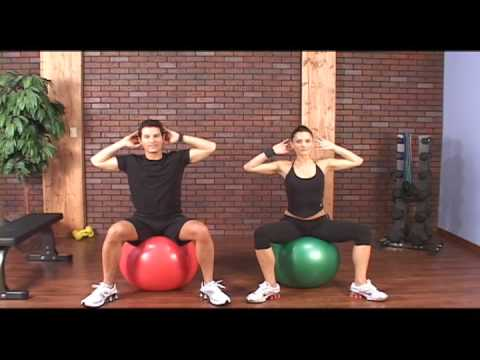 Stability Ball 101 with Geoff Bagshaw