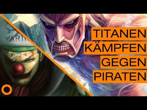 One Piece VS Attack On Titan │ Zelda WiiU Enthüllt │ Tokyo Ghoul  - Ninotaku Anime News #21