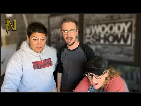 The Woody Show - Avengers: End Game TRAILER REACTION