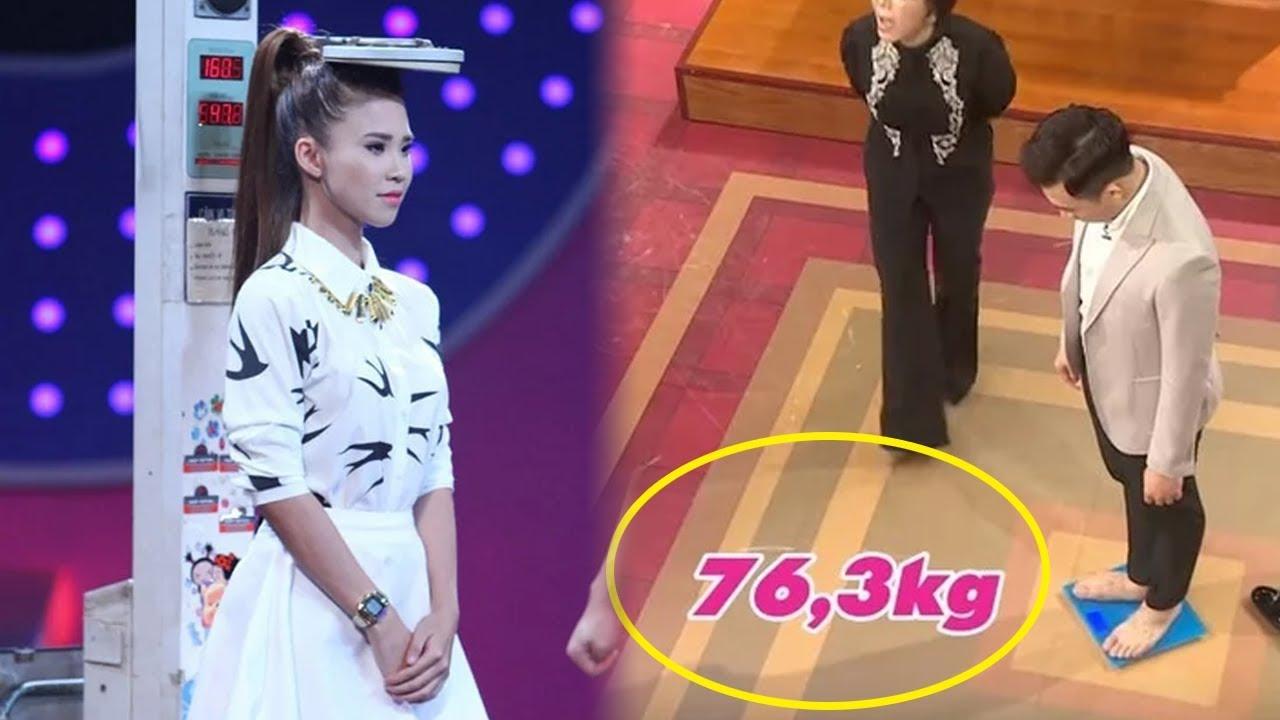 """Không thể ngờ đây là chiều cao cân nặng thật sự của Trấn Thành,Trường Giang..biết mà """"ngã ngửa""""!!!"""