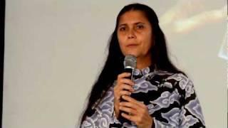 TEDxUbud - Robin Lim - Peace Begins at Birth
