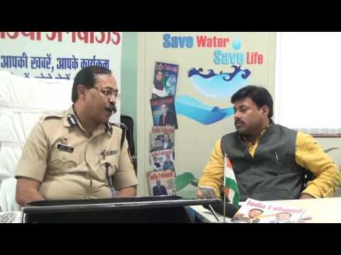 Exclusive Interview of Ashutosh Dumbre, IPS (Joint CP Thane)