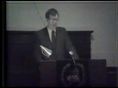 Br Tom Brantner - At Ease, Christian - 1982-12-05 - Metro Detroit Class