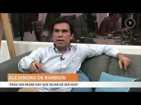 Entrevista a Alejandro de Barbieri sobre la educación de los hijos