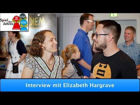 Interview mit Elizabeth Hargrave - #SdJ-Verleihung 2019