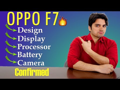 Confidential : Oppo F7 Specs Confirmed !! (हिन्दी)