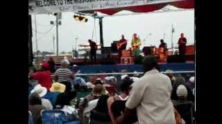 Nobody Can Stroke It Like Greenville Mississippi 35th Annual Blues Fest Stroking Fest