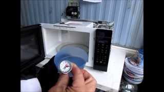 REPARACION DE UN MICROHONDAS  KENMORE   MODELO 721.79159010  VIDEO # 2