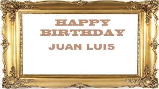 JuanLuis   Birthday Postcards & Postales7 - Happy Birthday