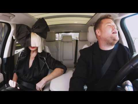 SIA - Carpool Karaoke (singing parts)