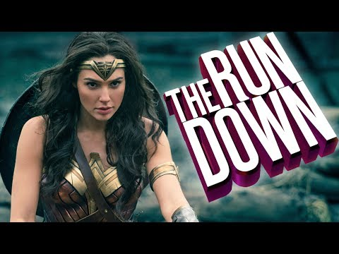 Wonder Woman Returns! - The Rundown - Electric Playground