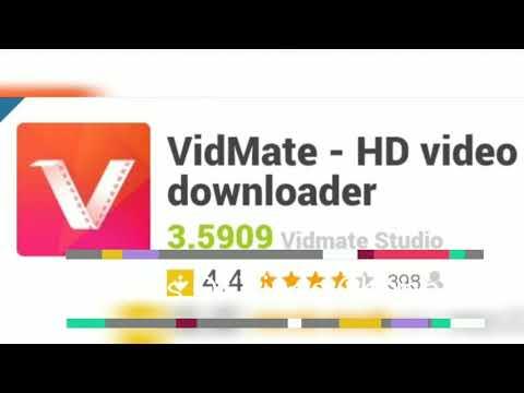 VIDMATE APP DOWNLOAD 2018 NEW - New vidmate 2018 || video