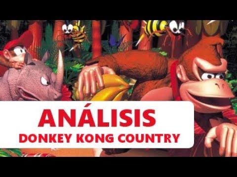 Donkey Kong Country   El inicio de una de las mejores sagas de plataformas   ANÁLISIS   CRÍTICA