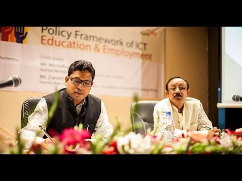 Policy Framework of ICT, Education and Employment